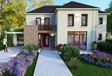 Les modèles de maisons Berval