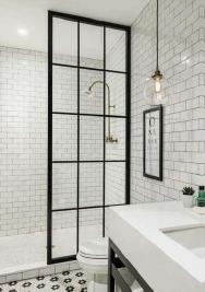Petite salle de bain... mais grandes idées | Maisons Berval