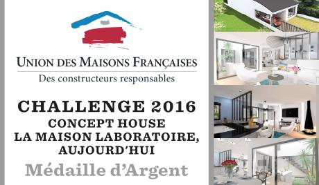 Challenge 2016 Union des maisons françaises